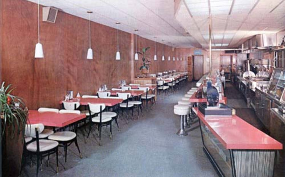 Sportsman Restaurant, ca. 1950s