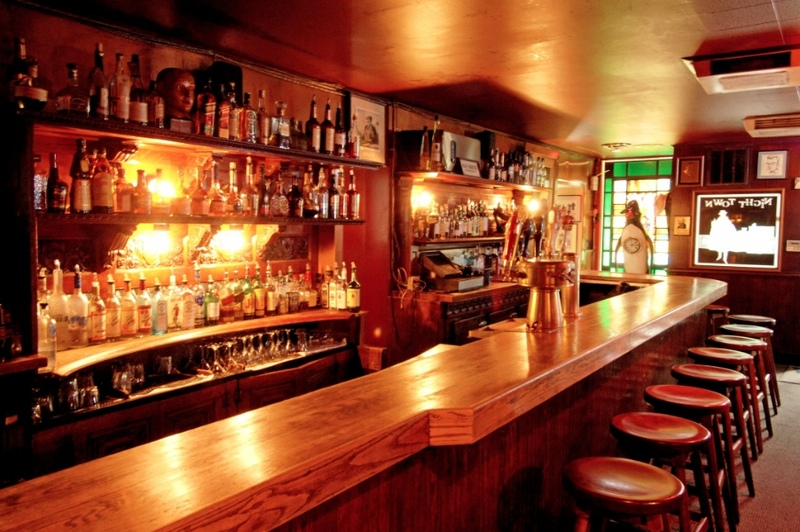 Bar at Nighttown