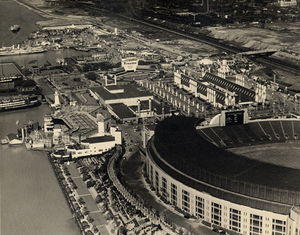 Aerial, 1936