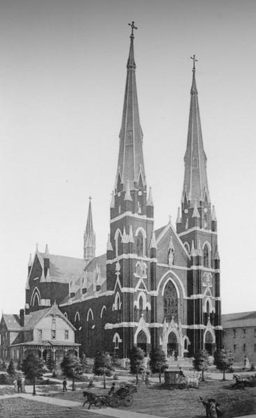 St. Stanislaus Church Shrine