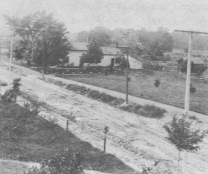 Mayfield Road, 1902
