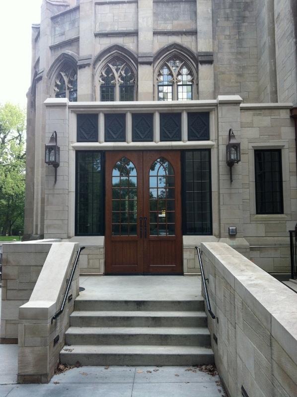 McCracken Entrance, 2012