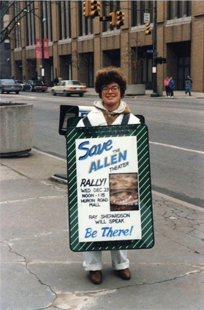 Save the Allen, 1987