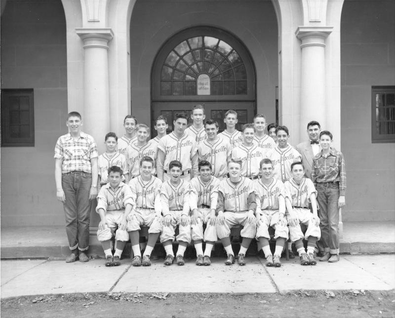 1953 Baseball Team