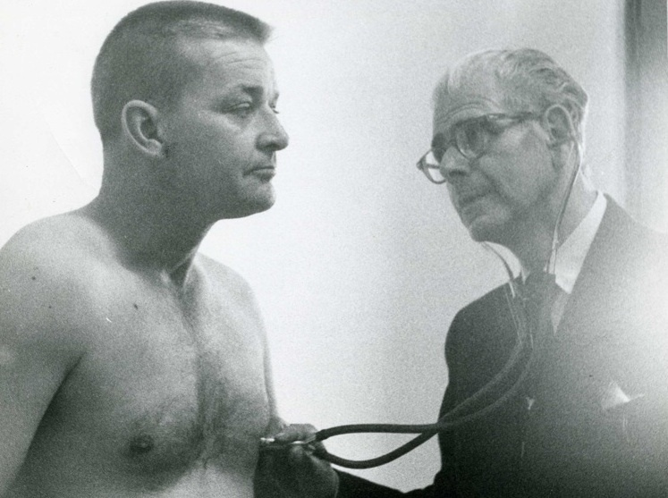 Bus Bergen's Medical Examination