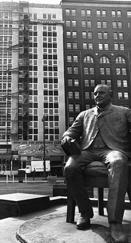 A View Across Public Square, 1965