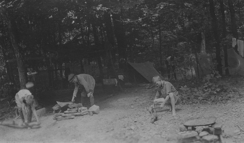 Woods Y Camp at Euclid Creek