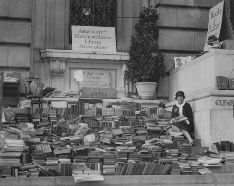 Book Drive, 1926