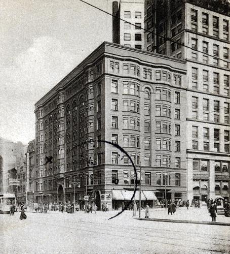 Cuyahoga Building, 1906