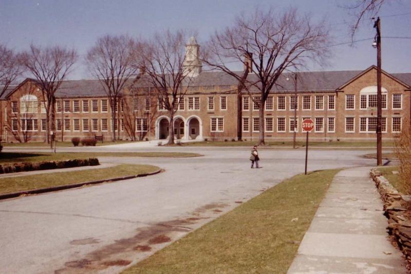 Exterior, Circa 1960