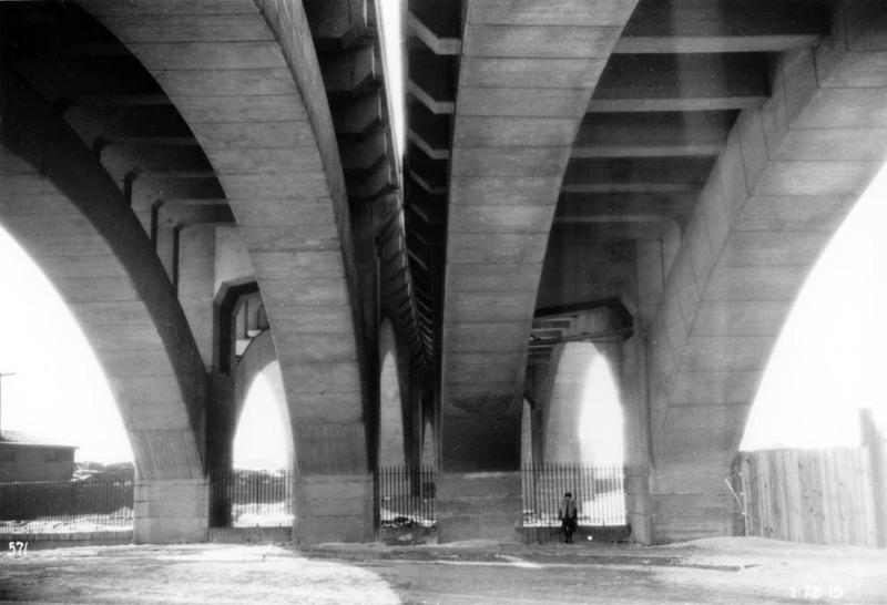 Holton Avenue Bridge, 1915