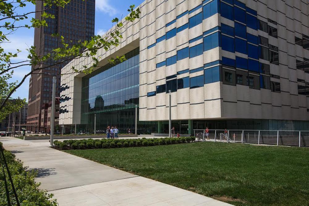 Global Center for Health Innovation, Northeast Corner