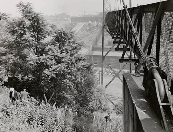 The Sidaway Bridge