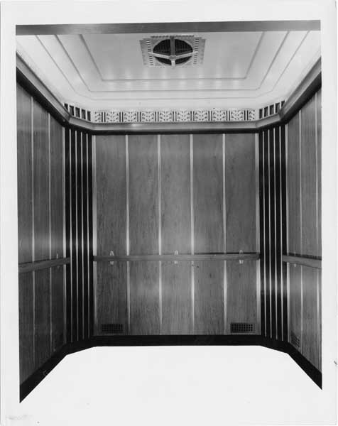 Elevator made by Tyler Company