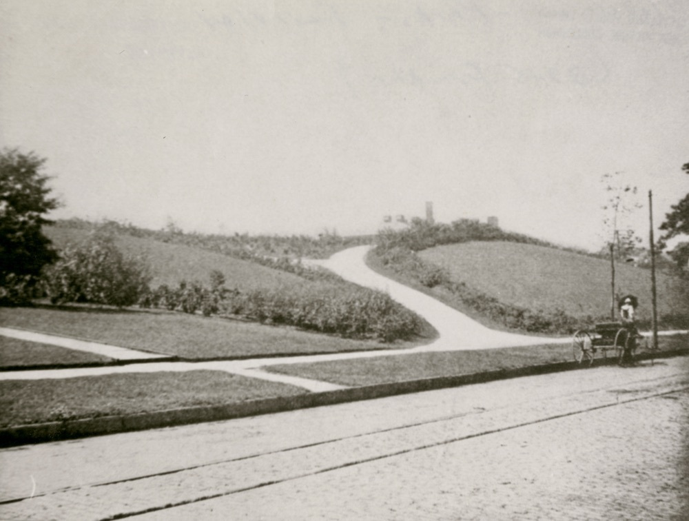 Early Fairview Park