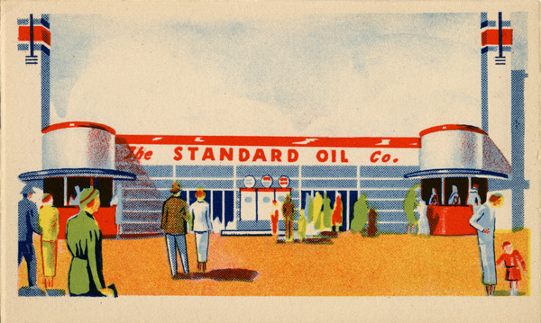 Standard Oil Company, ca. 1937