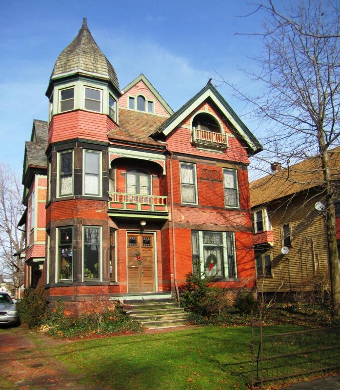The Teachout House