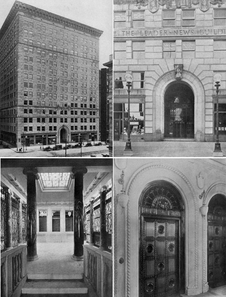 Early Exterior and Interior Photos