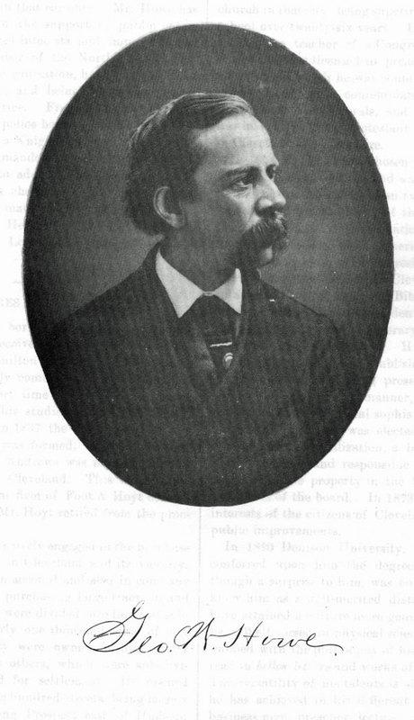 George W. Howe (1832-1901)