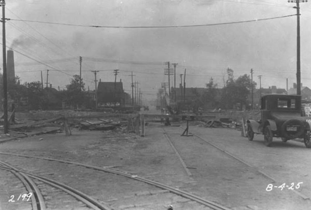 Abbey Avenue, 1925