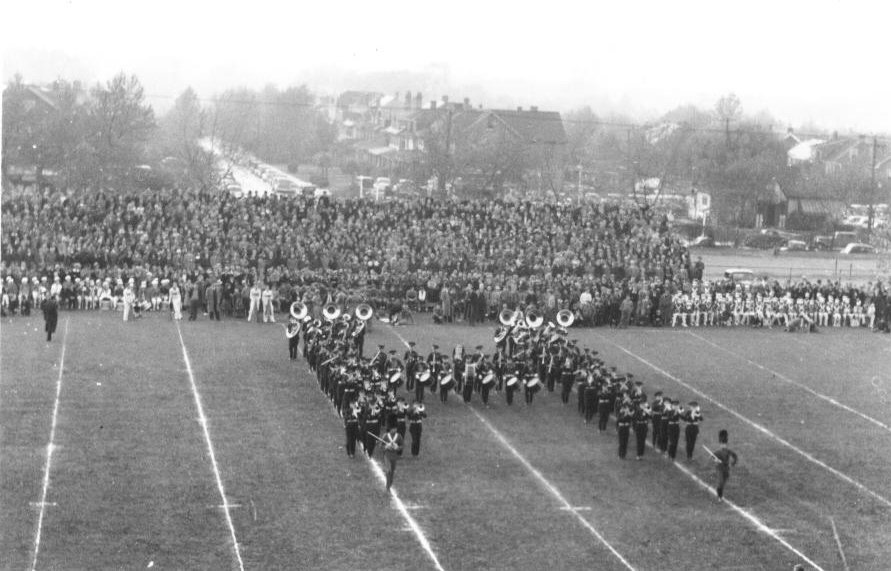 Heights High Band, 1936
