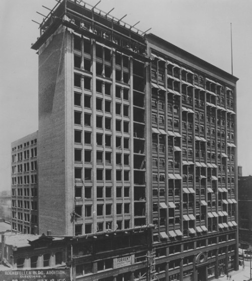 Rockefeller Building in 1910