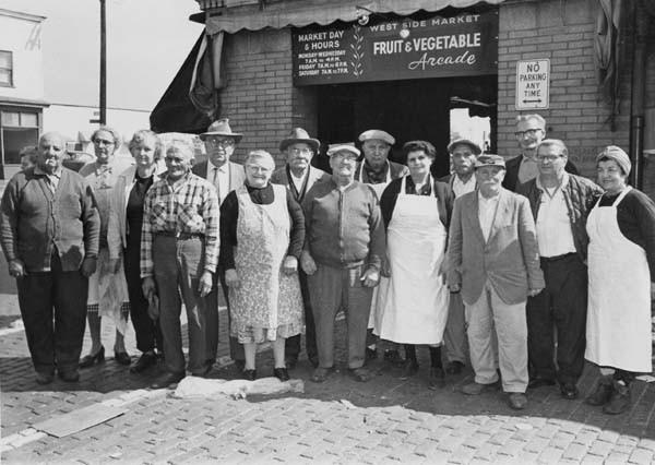 Produce Vendors, 1962