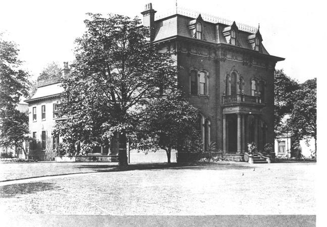 The Rockefeller Home
