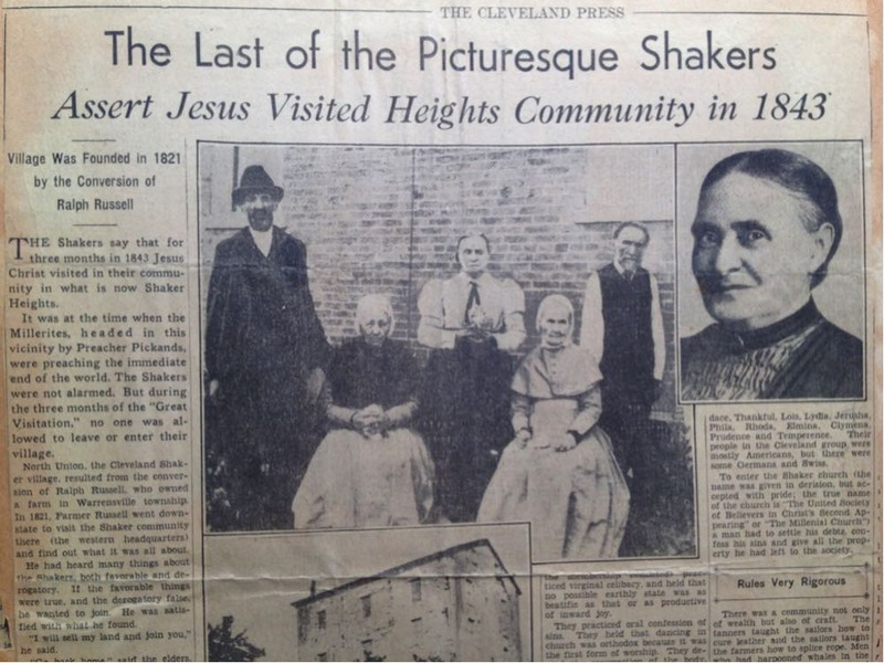 Article About Alleged Second Coming of Christ