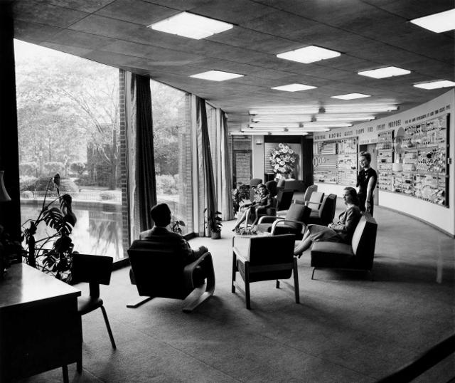 GE Lighting Institute, 1963