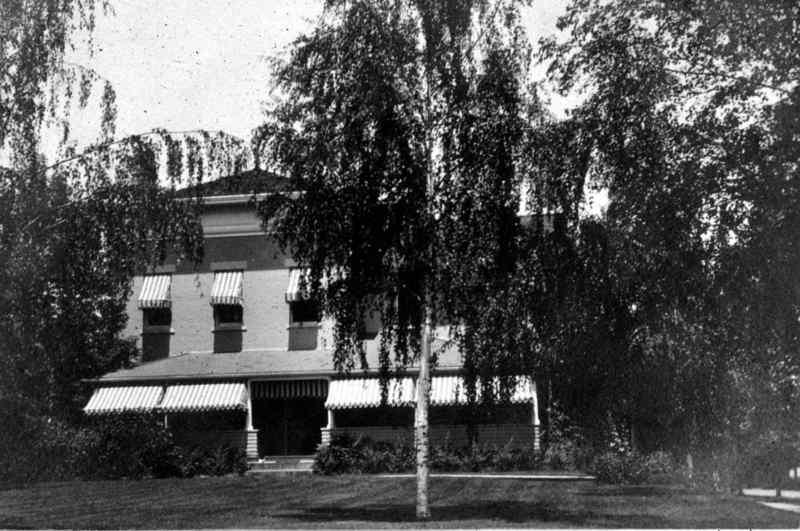 Curtis Hall House