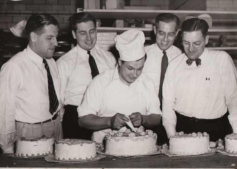 Pile Bros., 1945