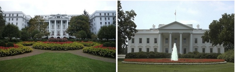 Greenbrier Hotel & White House
