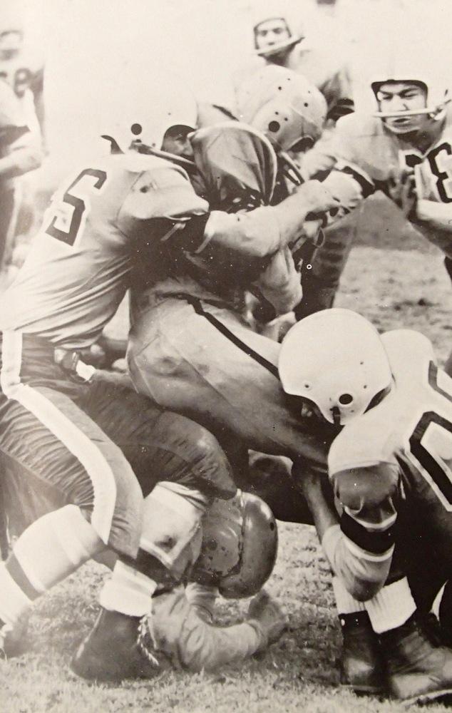Closeup Action, 1955