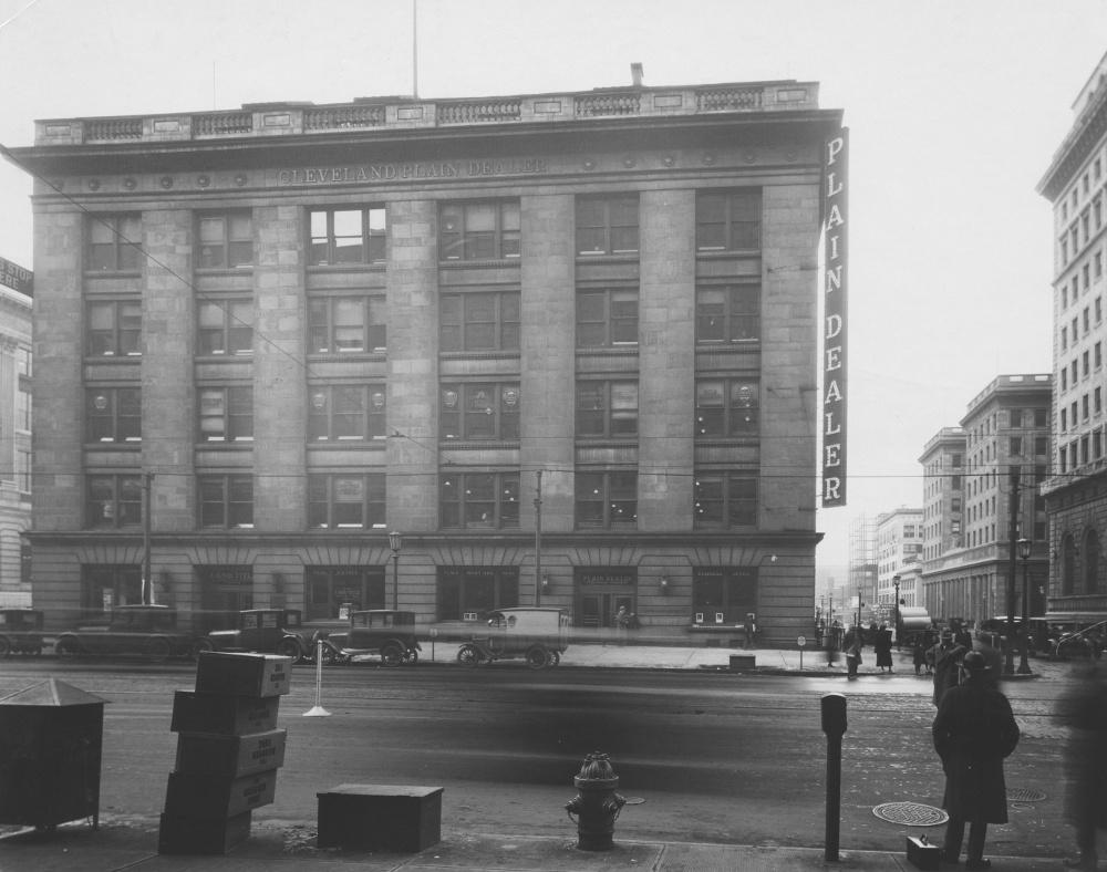 The Plain Dealer Building