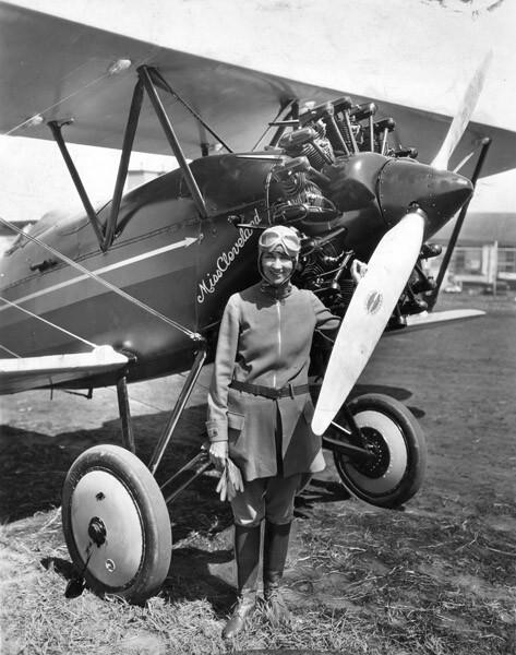 Blanche Noyes, 1929