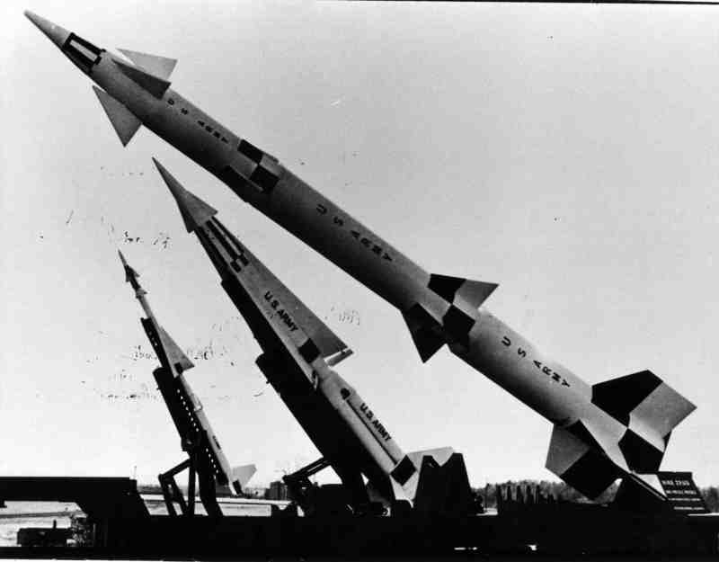 Cleveland Nike Missile Site, ca. 1956