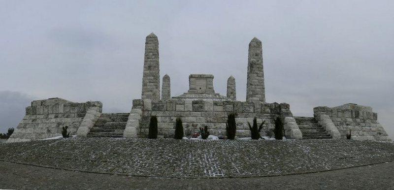 Stefanik Tomb