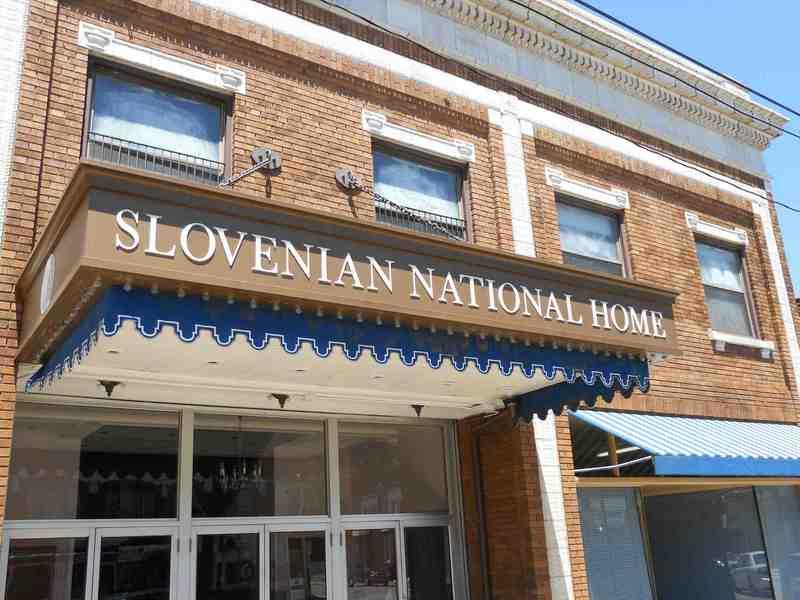 Slovenian National Home