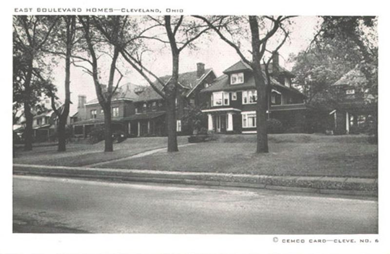 East Boulevard Homes