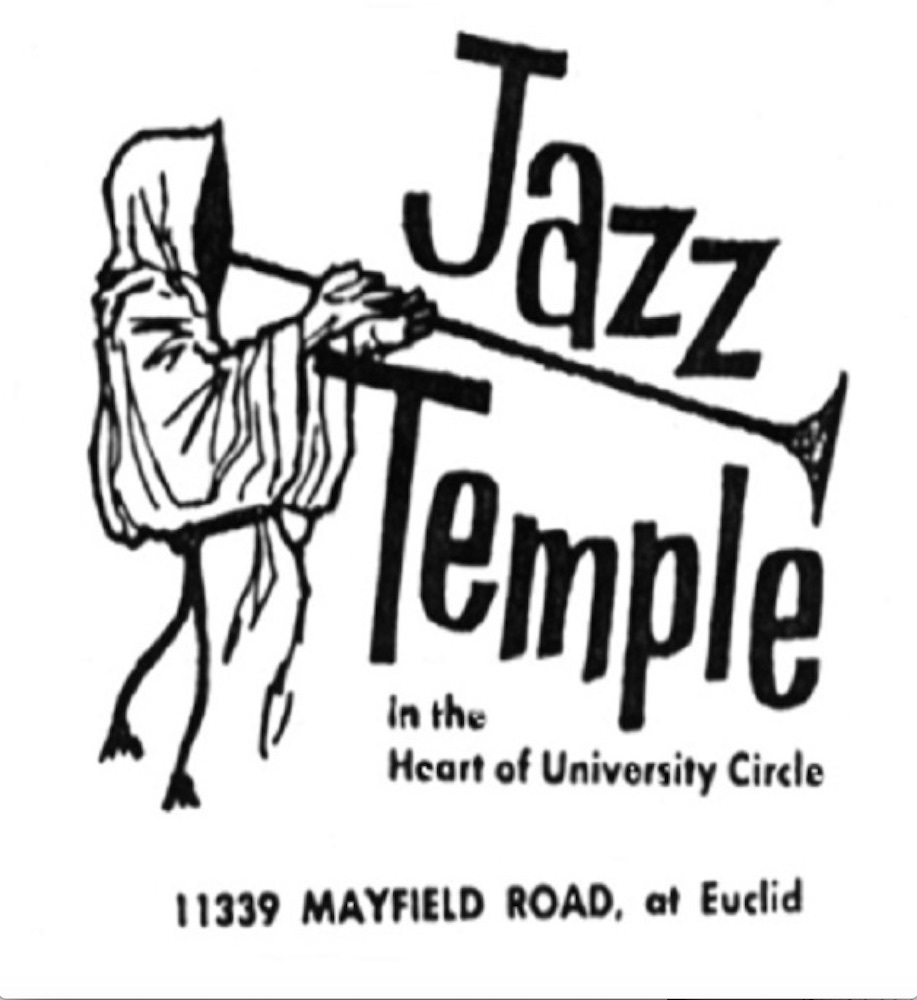 Early Jazz Temple Poster/Flyer