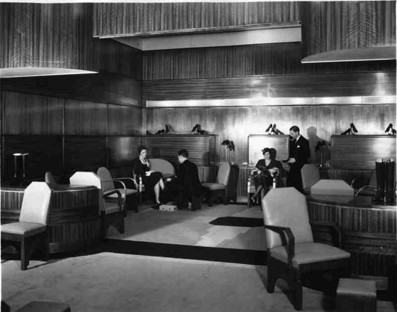 Shoe Dept., 1931