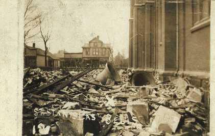 """St. Stan's Bells"". April 9, 1909"