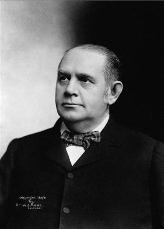 Marcus A. Hanna, 1896