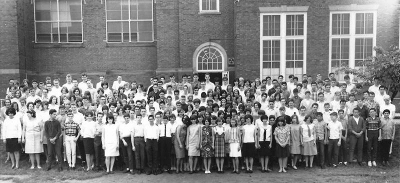 Graduation, 1965