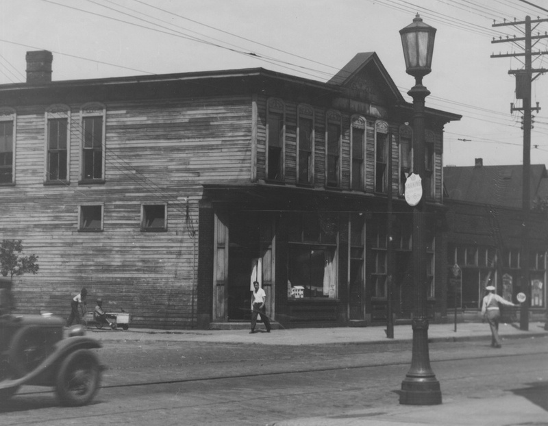 The Playhouse of the Neighborhood Association, 1940