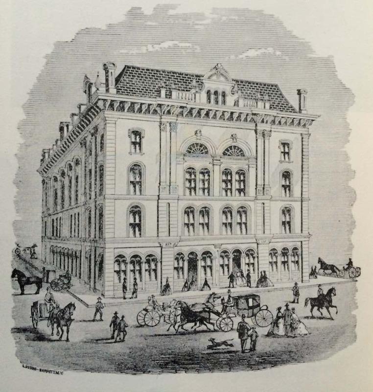 Case Hall, 1876