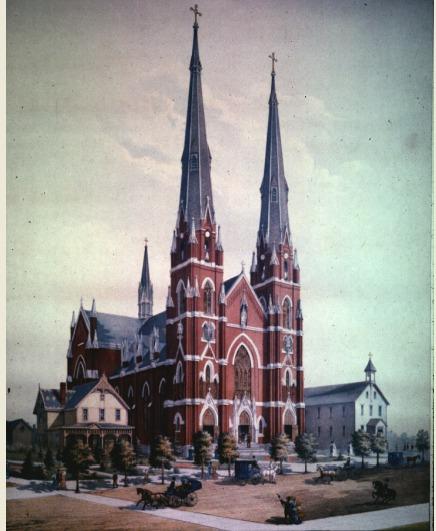 St. Stan before 1909 Tornado