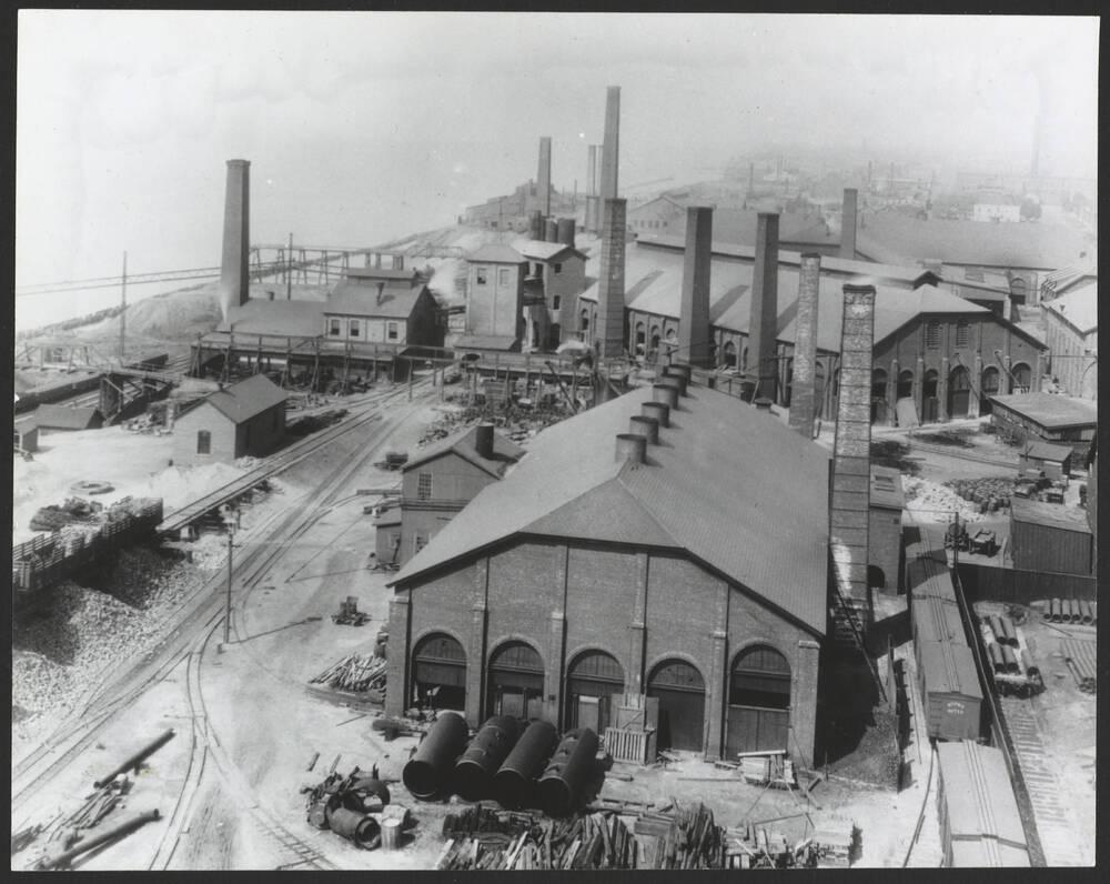 Otis Steel Co., Lakeside Plant