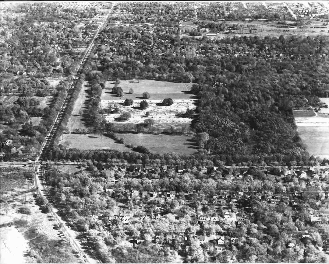 Longwood Estate, 1949